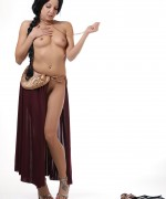 May The 4th be with you and andi is now youre slave Leia for the day