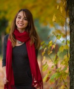 Ariel Rebel Autumn Leaves