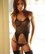 Ashley Doll Black Lingerie