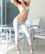 Ashley Doll Silver Pants