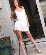 Ashley Doll White Dress
