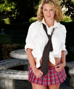 ATK Galleria Brooke Wylde Schoolgirl