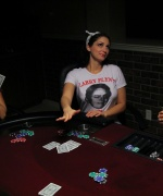 Bailey Knox Poker Party Night