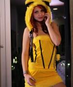Bailey Knox Pikachu