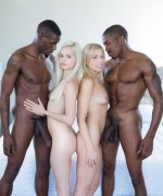 Blacked BBC Foursome