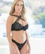 Blacked Brandi Love Threesome