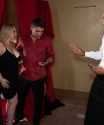 Bonnie rotten gets truley fucked by 2 guys and literally squirts allover the place about 10 times if you love squirting this is the video for you.