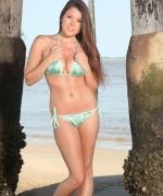 Brittany Marie Bikini Strip