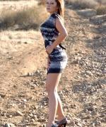 Brooke Lima snake panties