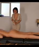 Bryci Lesbian Massage Katie