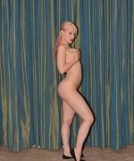 Callista Model Slut Curtain Call