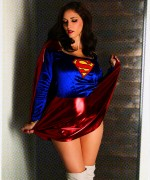 Carlotta Champagne Supergirl On Cam