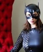 Carlotta Champagne Catwoman