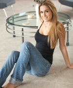 Cassidy Cole Skin Tight Jeans