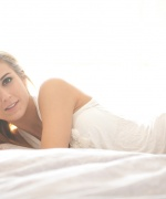 Cassidy Cole Naked In Bed