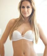 Cassidy Cole Yoga Strip