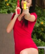 Catie Minx Water Pistols