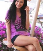 Catie Minx Love Pink