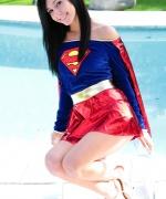 Catie Minx Supergirl