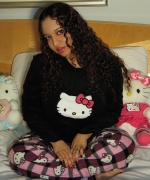 Chelsea Vision hello kitty pjs