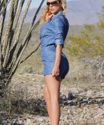Cherie Deville Desert Heat