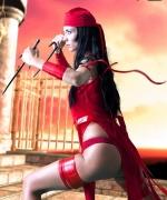 Cosplay Erotica Storm Girl