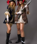 Cosplay Erotica Pirates Of Lesbos