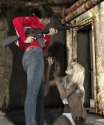 Cosplay Erotica Zombie Hunter