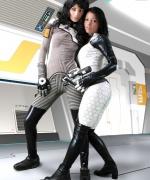 Cosplay Erotica Alia Vs Mira cosplay