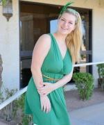 Danielle FTV Green Goddess
