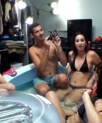 Dare Dorm Pool Party