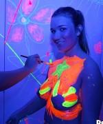 Dare Dorm Glow Party