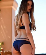 Emeila Paige Naked Patio