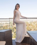 Emily Bloom White Dress