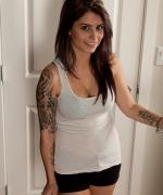 Hailey Leigh White Tank Top