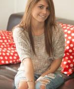 Hailey Leigh Blue Jeans