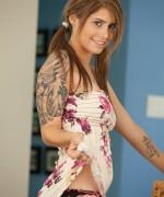 Hailey Leigh Flower Top