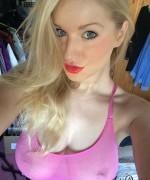 Jess Davies Undies Selfies