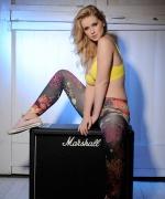 Jess Davies Yellow Top