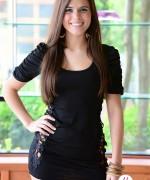 Kaley Kade Black Dress