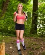 Katie Banks Hiking