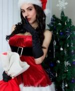Katie Banks Santa Katie