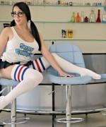 Kayla Kiss Sexy and Funny