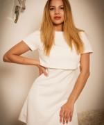 Lacey Banghard White Dress