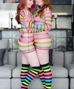 Lucy Ohara Double Rayne-bow
