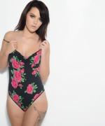 Mellisa Clarke Floral Suit