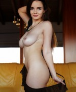 Met Art Maible Nude pics as this katie fey look a like strips totally nude.