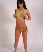 Misty Gates nokini bikini
