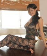 Natalia Spice bodystocking