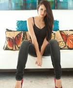 Natasha Belle Black Bra